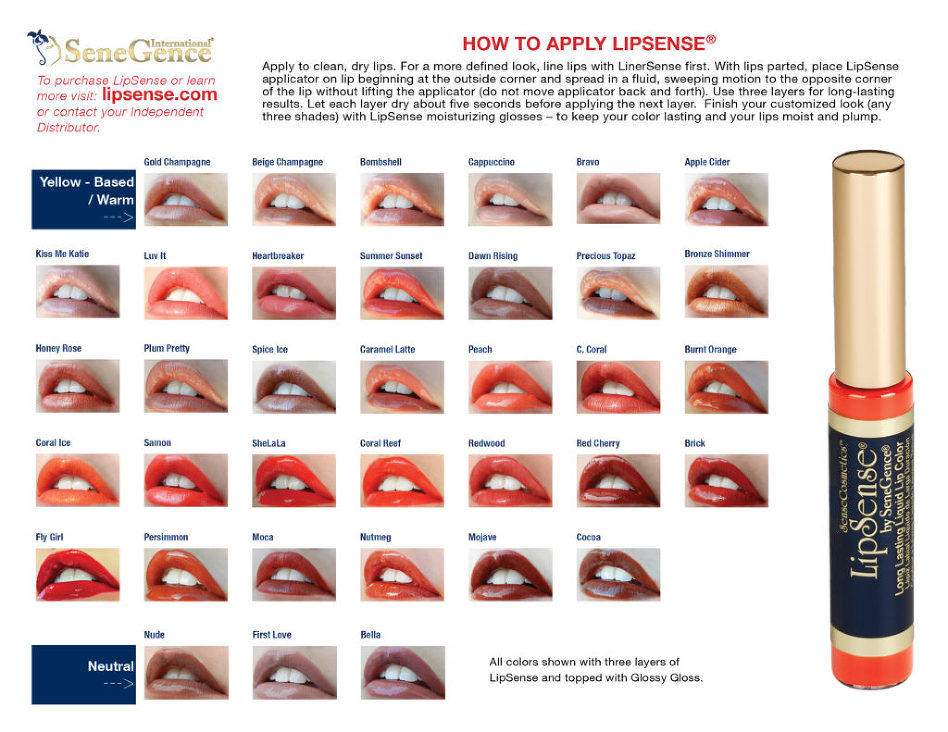 BRC Beauty - LipSense